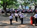 Mặc niệm 9 học sinh chết đuối trong lễ chào cờ