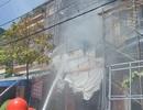 Hỏa hoạn thiêu rụi cửa hàng tranh