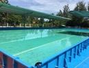 Xây bể bơi mới ở trường học có 9 học sinh cùng bị chết đuối