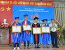 Khen thưởng 4 sinh viên trường nghề đạt giải quốc gia