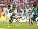 Vòng 2 Bundesliga - Các ông lớn nhọc nhằn giành điểm