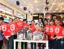 Mừng mốc 250 cửa hàng FPT Shop bao trả tiền điện nước đến 2 triệu đồng