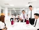 Học tại Việt Nam, lấy bằng Cử nhân Quản trị Nhà hàng Quốc tế của Pháp
