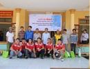 600 phần quà cứu trợ được gửi đến đồng bào 2 tỉnh Hà Tĩnh, Quảng Bình
