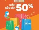 Bùng nổ lợi ích dành cho khách hàng Tiki.vn trong ngày Online Friday 2016