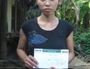 Trao 20 triệu đồng đến gia đình bé Lê Anh Huân