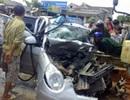 Tài xế taxi tử nạn, 3 mẹ con trọng thương sau vụ đâm xe kinh hoàng