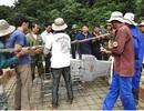Cắm mốc biên giới Việt - Lào cuối cùng trên tuyến Hà Tĩnh - Boolykhămxây và Khăm Muộn