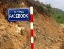Xuất hiện con đường mang tên... Facebook?