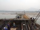 """Ra """"tối hậu thư"""" cho nhà thầu cây cầu dài nhất Bắc Miền Trung"""