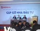 Sơn Hà gặp gỡ hơn  70 nhà đầu tư