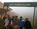 Trường THPT Cầu Giấy và Tết ấm vùng cao