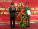 Hà Nội: Thành lập thêm một Đại đội Cảnh sát cơ động
