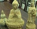 Tượng đồng chát đất giả cổ lừa bán cho nhà chùa