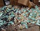 Tiêu hủy 1.600 hộp mỹ phẩm nhập lậu