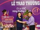 Đi Taxi VIC trúng thưởng du lịch Thái Lan