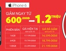 iPhone 6 chính hãng bất ngờ giảm 1,2 triệu – Samsung Galaxy Tab 3 Lite (T111) giá chỉ còn 3.190.000 đồng