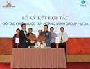 STDA chính thức trở thành đối tác chiến lược của Tân Hoàng Minh Group