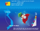 """[Infographic] Tổng kết Hội thi """"Ánh Sáng Soi Đường"""" lần thứ I"""