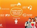 6 bước để cải thiện tiếng Anh giao tiếp với Pasal Total Immersion