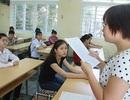 Chùm ảnh: Thí sinh làm thủ tục dự thi THPT quốc gia