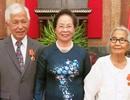 Vợ chồng Giáo sư Trần Thanh Vân - Lê Kim Ngọc được tặng Huân chương Hữu Nghị