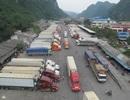 """Hàng nghìn tấn dưa hấu """"thoát"""" ùn tắc ở cửa khẩu Tân Thanh"""