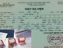 """Hà Nội: Thâm nhập """"chợ ma"""" buôn bán giấy xuất nhập viện"""