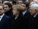 Tổng thống Mỹ bị chỉ trích vì vắng mặt trong cuộc tuần hành tại Paris