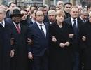 """Nhà Trắng thừa nhận """"thiếu sót"""" trong lễ tuần hành tại Paris"""