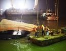 Tàu chạy thử trái phép bị đắm ở Trung Quốc, 22 người mất tích