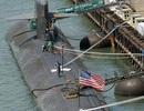 Mỹ điều tàu ngầm hạt nhân tập trận với Hàn Quốc