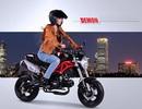 "GPX Demon 125: Xe máy ""Honda Monster"" tại Thái Lan"