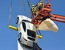 Porsche vô tình để lộ 911 phiên bản nâng cấp vì… gió