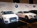 """Vietnam International Motor Show lần đầu tiên: """"Triển lãm xe châu Âu"""""""
