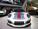 Porsche thành công vượt bậc cùng Triển lãm ôtô Quốc tế Việt Nam 2015