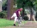 Đừng nghĩ đi xe đạp là dễ...