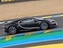 Bugatti Chiron đạt tốc độ 379,8km/h tại Le Mans