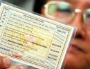 Cấp đổi Giấy phép Lái xe: Không cần tới Sở GTVT