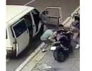 Xem cảnh trộm xe máy ở xứ Tây