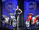 Honda SH được trang bị thêm phanh ABS