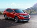 Honda công bố giá bán CR-V 2017 tại Mỹ