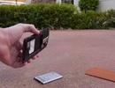 Thử độ bền khi thả rơi smartphone LG G4 từ độ cao 1,5m