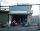 Cửa hàng phụ tùng xe máy bị kẻ gian phá két sắt trộm tiền tỉ