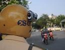 """""""Mắt thần"""" trên mũ CSGT bắt lỗi vi phạm như thế nào?"""