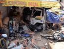Giám định phanh của chiếc xe ben lao vào nhà dân đè chết 2 người