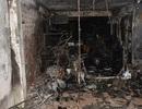Cháy nhà kho trong đêm, cả trăm người hốt hoảng tháo chạy