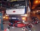 Vụ xe tải lao vào đám đông chờ đèn đỏ: Một nạn nhân tử vong