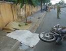 Xe máy lao vào gốc cây ven đường, một người tử vong