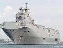 Pháp sắp quyết định về số phận tàu Mistral đóng cho Nga